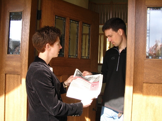Voter Service